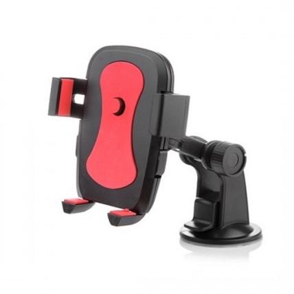 Держатель Телефона В Авто Easy One Touch Car Mount, Цвет Красный