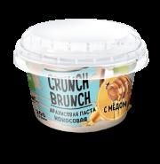 Кокосовая арахисовая паста с мёдом от Crunch Brunch 200 гр