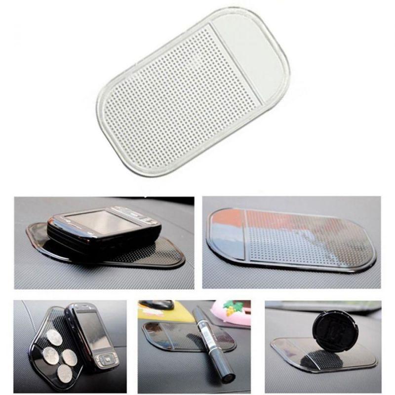 Коврик  для телефона и мелких предметов Stick Mat, прозрачный