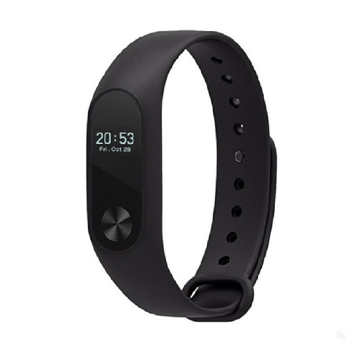 Фитнес Браслет Intelligence Health Bracelet M2, Черный