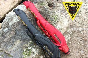 Чехол рыболовный Wefox WAX - 2003 красный 145 см