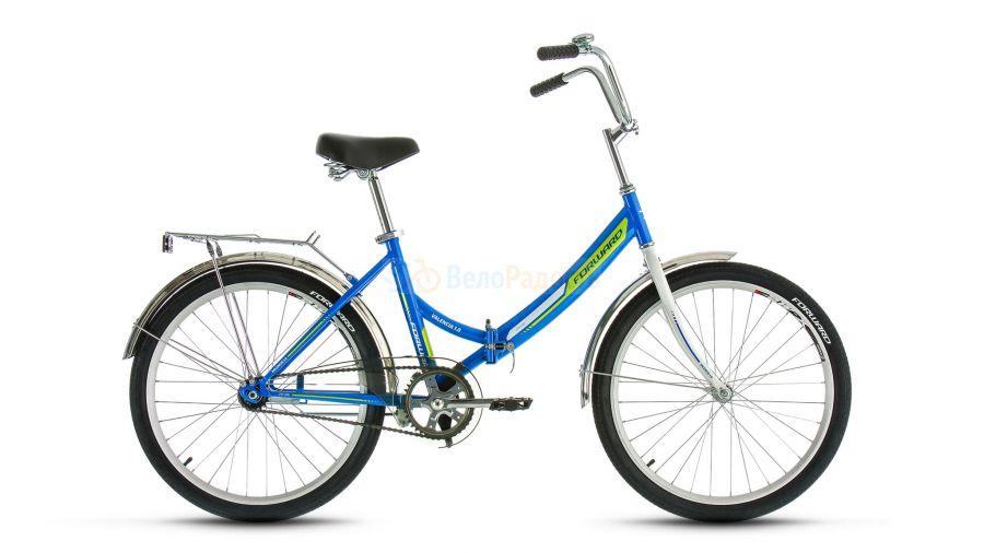 Велосипед складной Forward Valencia 24 1.0 (2019)