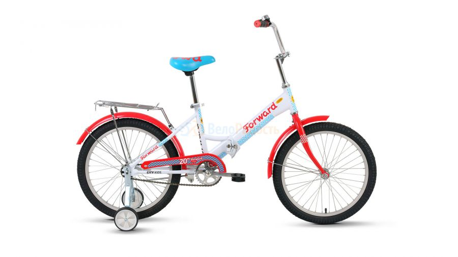 Велосипед детский Forward Timba 20 (2019)