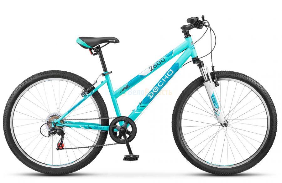 Велосипед горный Десна 2600 V 26 (2017)