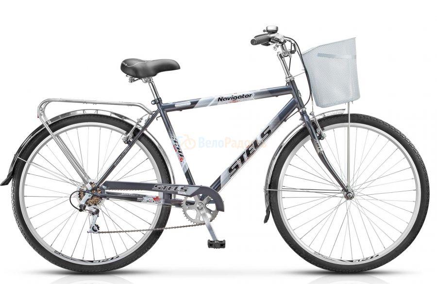 Велосипед городской Stels Navigator 350 Gent 28 Z010 (2021)