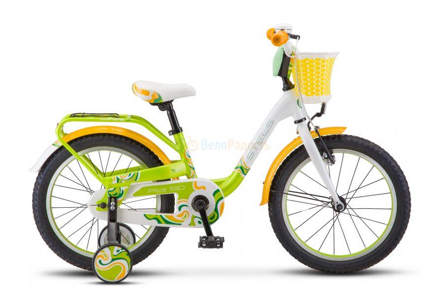 Велосипед детский Stels Pilot 190 18 V030 (2019)
