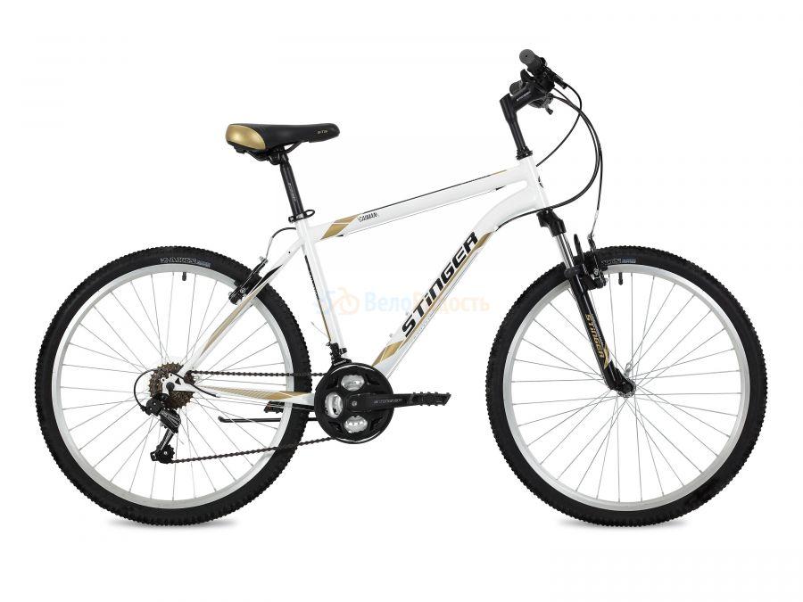 Велосипед горныйStinger Caiman 26 (2018)