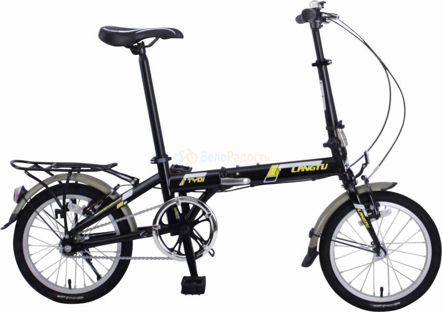 Велосипед складной Langtu TY 01 (2018)