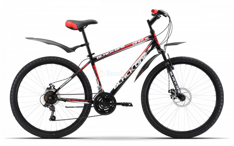 Велосипед горный Black One Onix 26 D (2019)