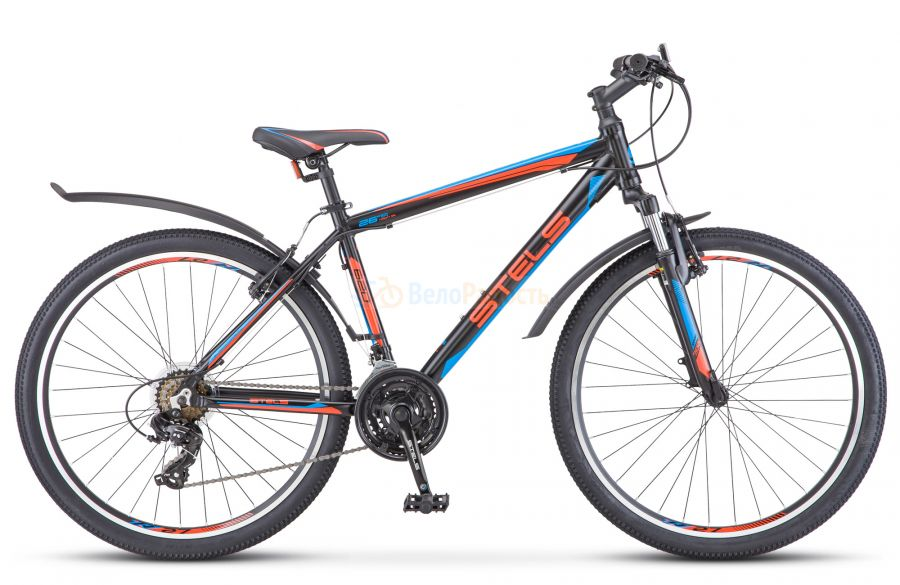 Велосипед горный Stels Navigator 620 V 26 V010 (2018)