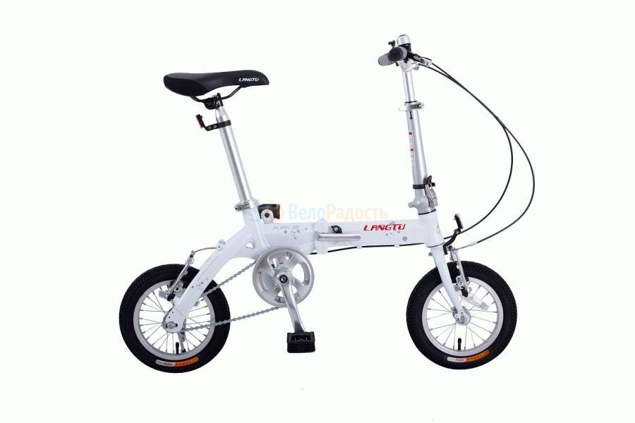 Велосипед складной Langtu KR 12 (2018)