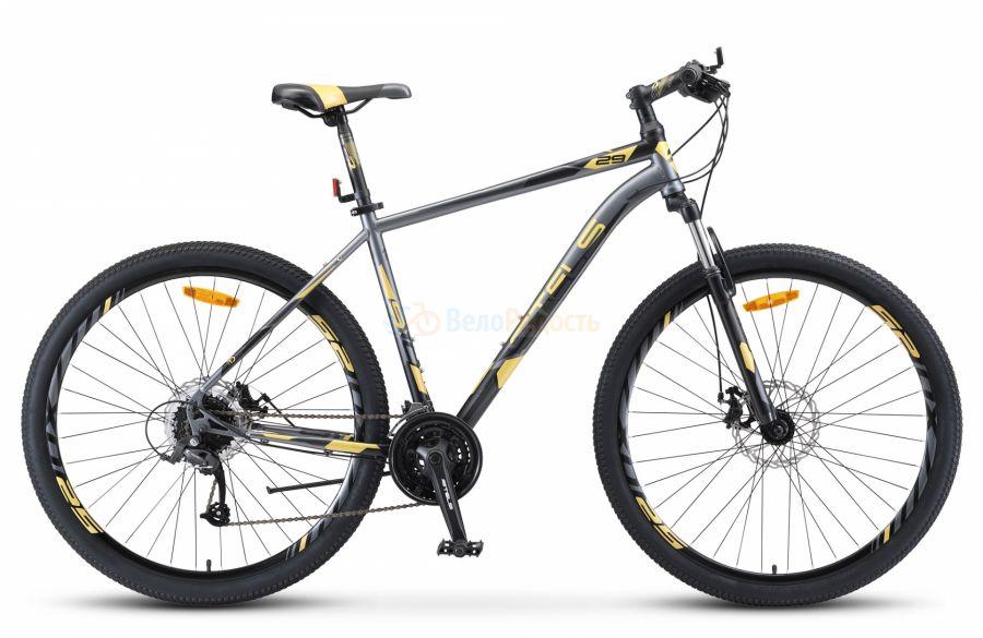 Велосипед горный Stels Navigator 910 MD 29 V010 (2021)