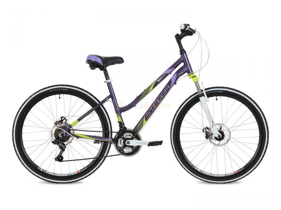 Велосипед женский Stinger Laguna D (2018)