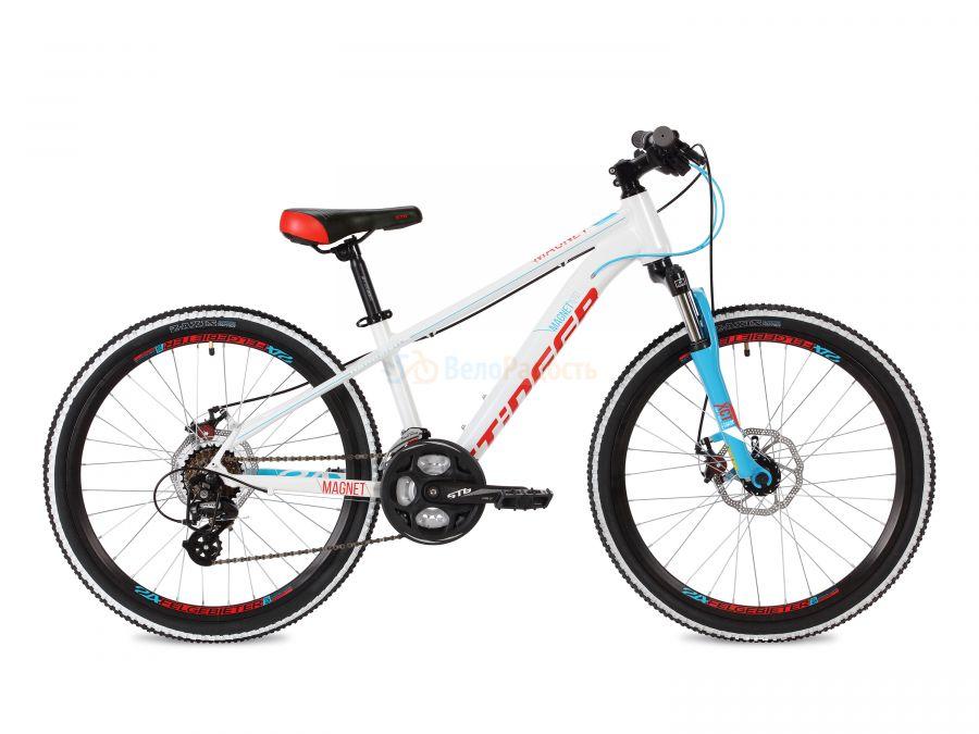 Велосипед подростковый Stinger Magnet STD 24 (2018)