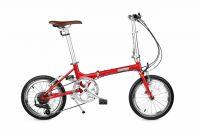 Велосипед складной Langtu TY 17 (2018)