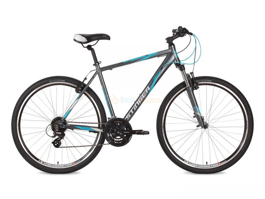Велосипед гибрид Stinger Campus STD 28 (2018)