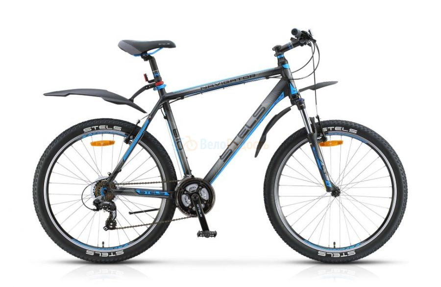 Велосипед горный Stels Navigator 810 V 26 (2016)