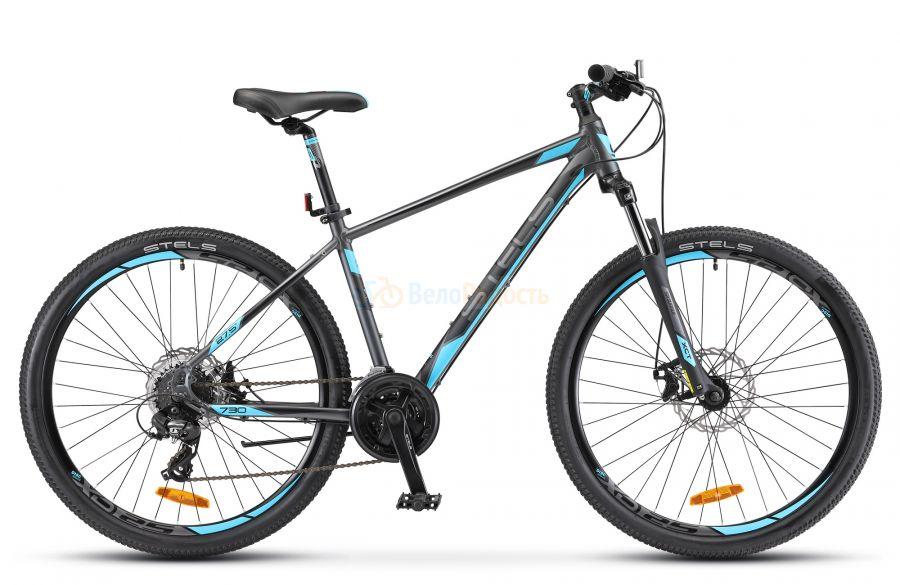 Велосипед горный Stels Navigator 730 MD 27.5 V010 (2018)