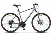Велосипед гибрид Stels Cross 130 MD Gent 28 V010 (2019)