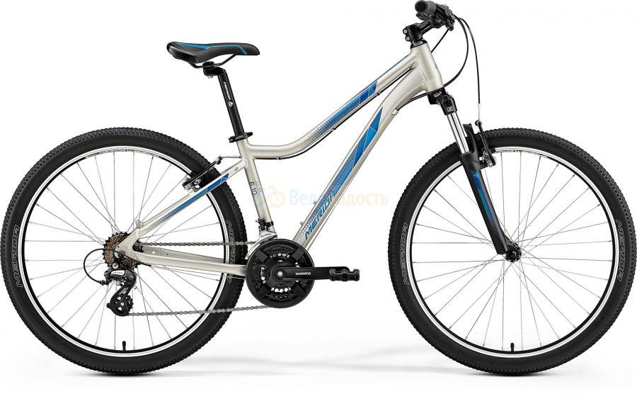Велосипед женский Merida Juliet 6.10-V (2019)