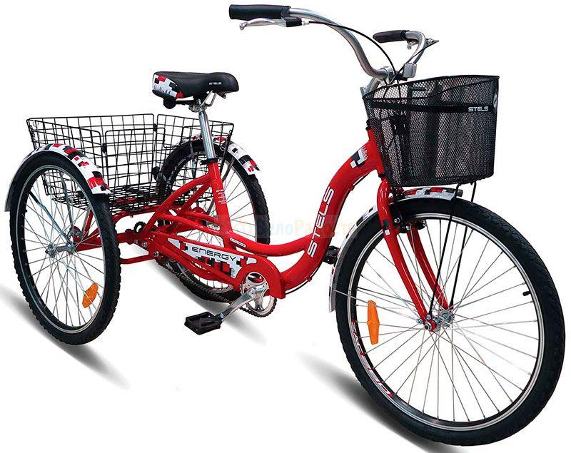 Велосипед дорожный Stels Energy I 26 V030 (2018)