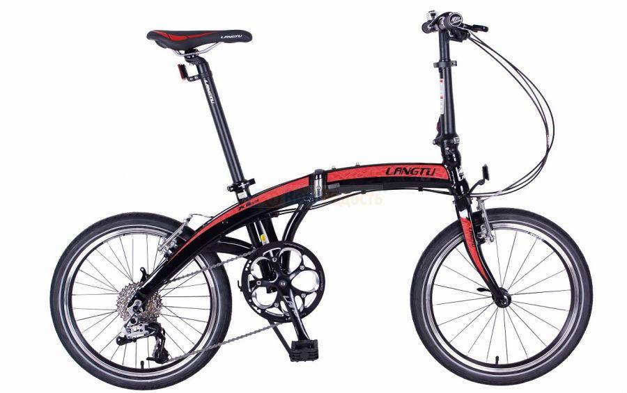 Велосипед складной Langtu KW 029 (2018)