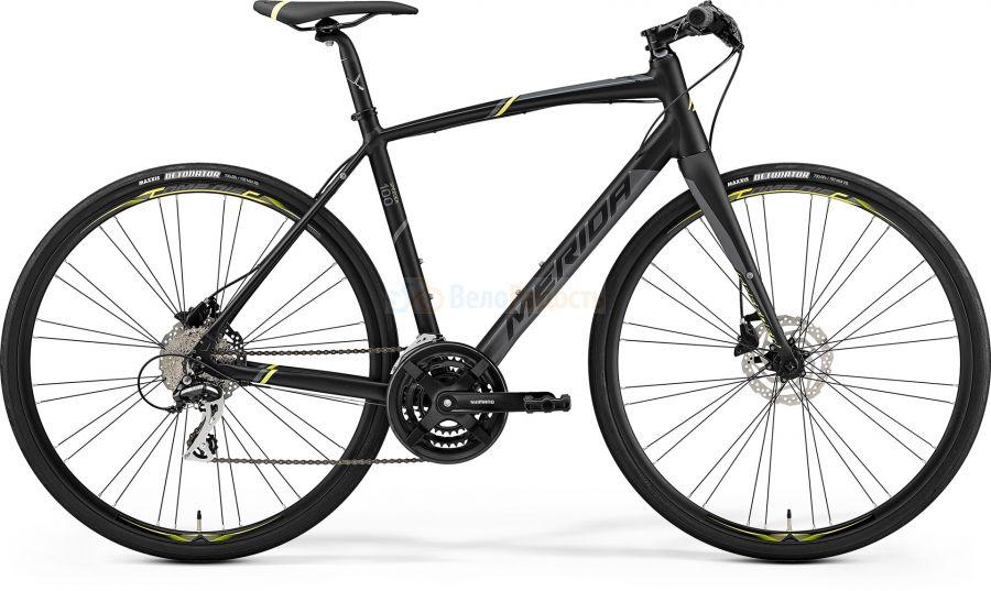 Велосипед городской Merida Speeder 100 (2019)