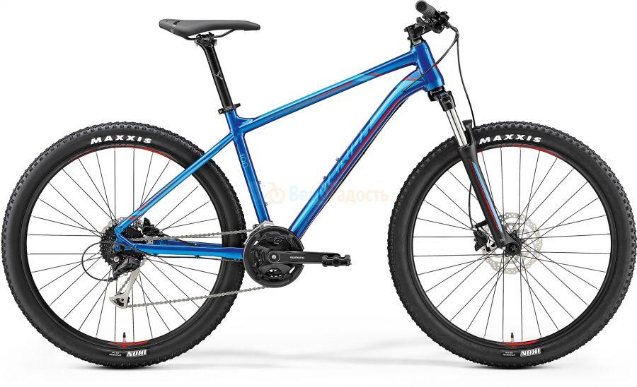 Велосипед горный Merida Big.Seven 100 (2019)