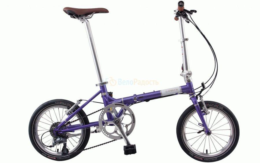 Велосипед складной Langtu QY 18 (2018)