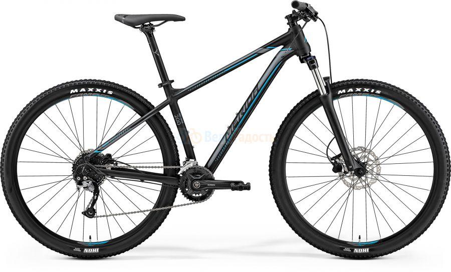 Велосипед горный Merida Big.Nine 200 (2019)
