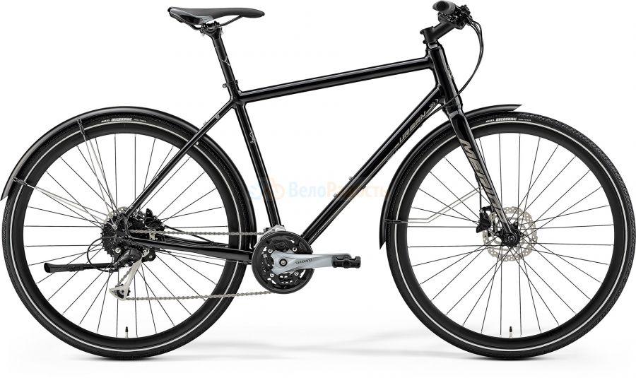 Велосипед городской Merida Crossway Urban 100 (2019)