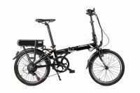 Электровелосипед складной Langtu KY027A-ER (2018)