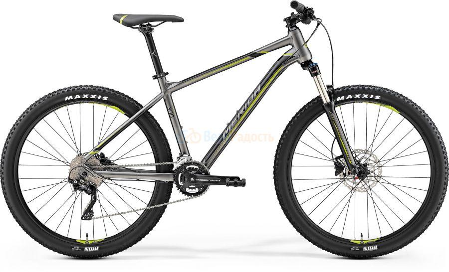Велосипед горный Merida Big.Seven 300 (2019)