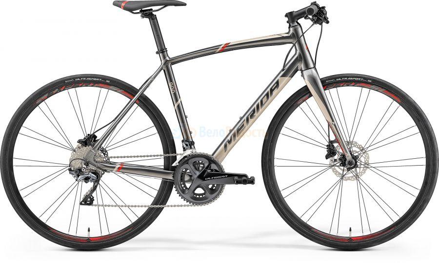 Велосипед городской Merida Speeder 900 (2019)
