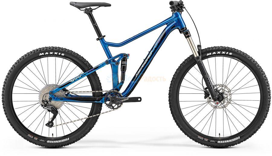 Велосипед двухподвес Merida One-Twenty 7.400 (2019)