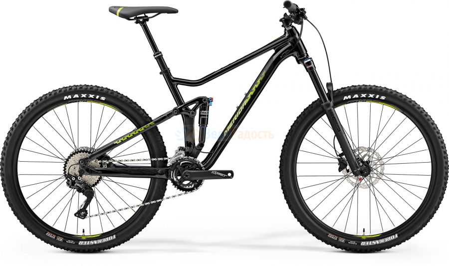 Велосипед двухподвес Merida One-Twenty 7.500 (2019)