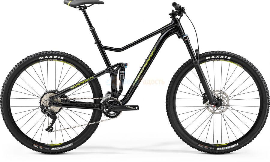Велосипед двухподвес Merida One-Twenty 9.500 (2019)