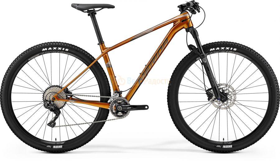 Велосипед горный Merida Big.Nine 5000 (2019)