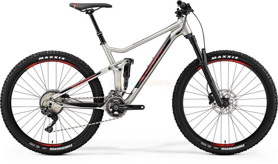 Велосипед двухподвес Merida One-Twenty 7.XT Edition (2019)