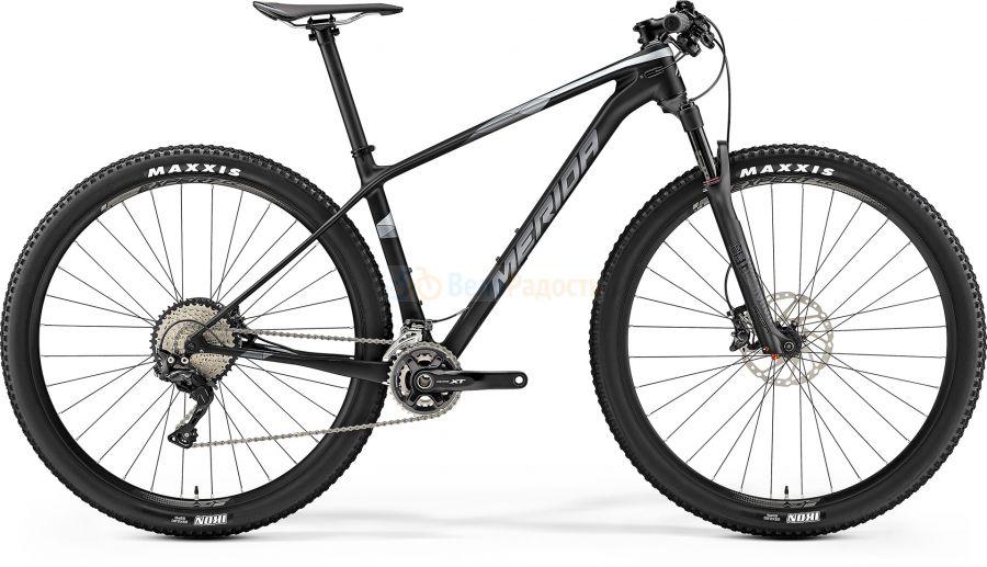 Велосипед горный Merida Big.Nine XT (2019)