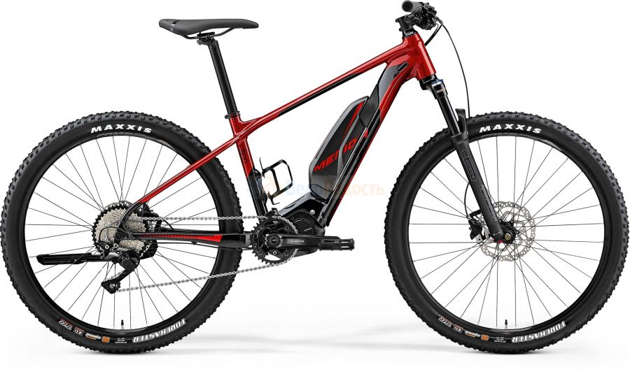 Электровелосипед горный Merida eBig.Seven 500 (2019)
