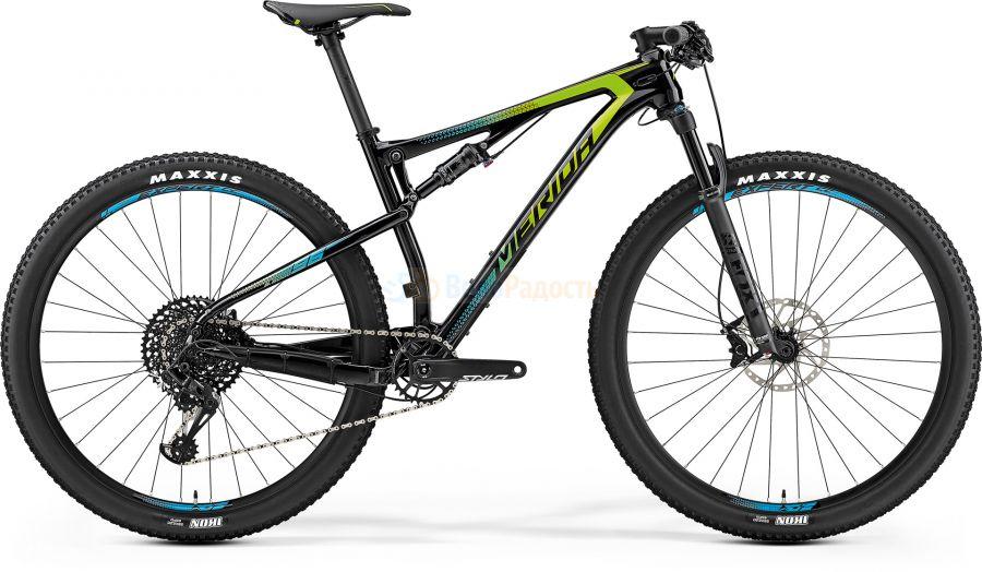 Велосипед двухподвес Merida Ninety-Six 9.6000 (2019)