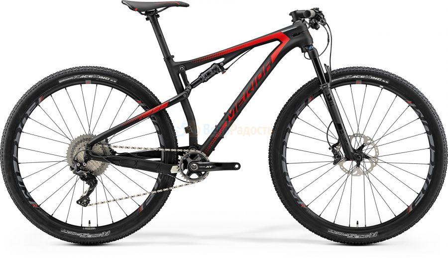 Велосипед двухподвес Merida Ninety-Six 9.7000 (2019)