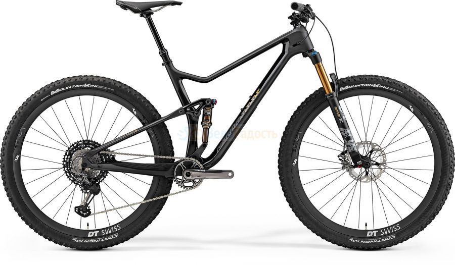 Велосипед двухподвес Merida One-Twenty 9.9000 (2019)