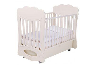 Детская кроватка маятник Papaloni SHADE