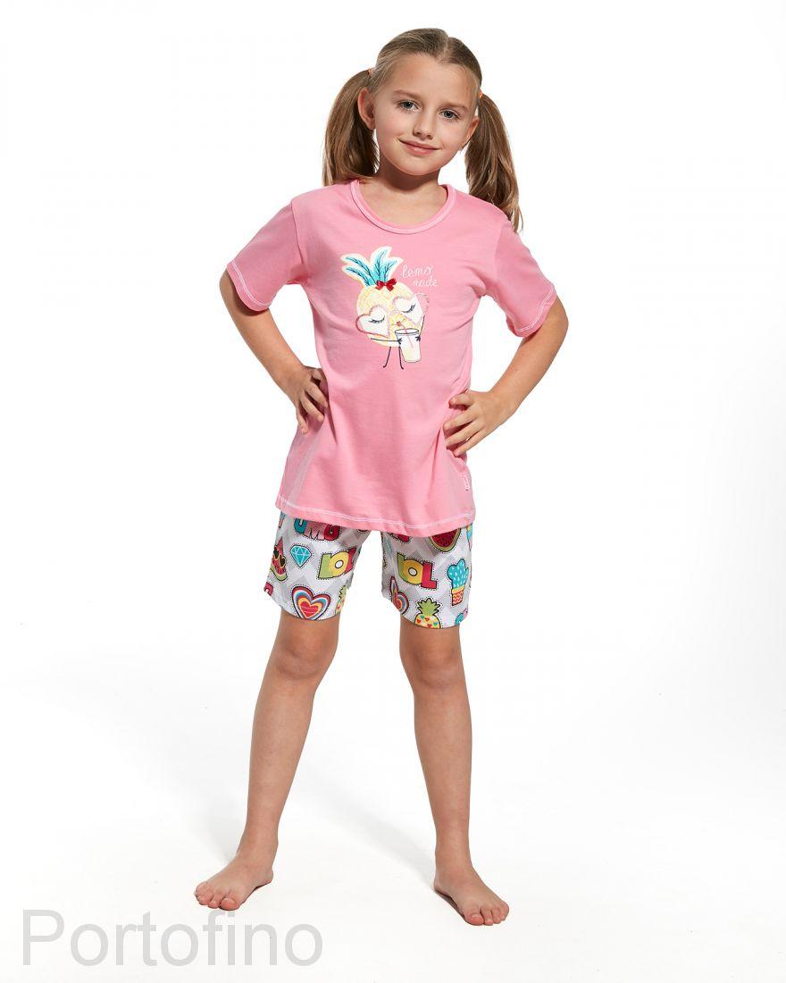 787-55 Пижама для девочек Cornette