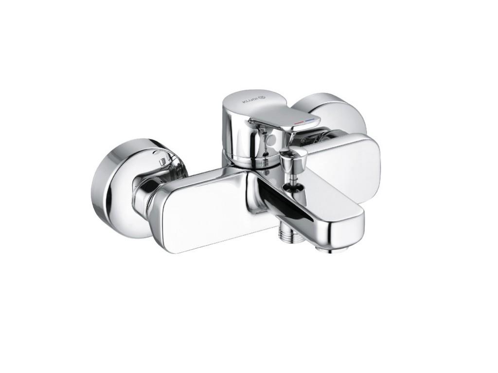 Однорычажный смеситель для ванны с душем KLUDI Pure&Easy 37681 0565