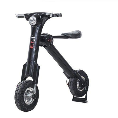Электроскутер Citybike ET Scooter Черный