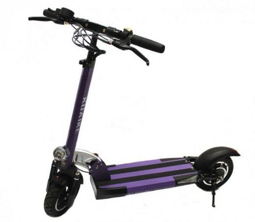 Электросамокат KUAIKE K2 500W Фиолетовый