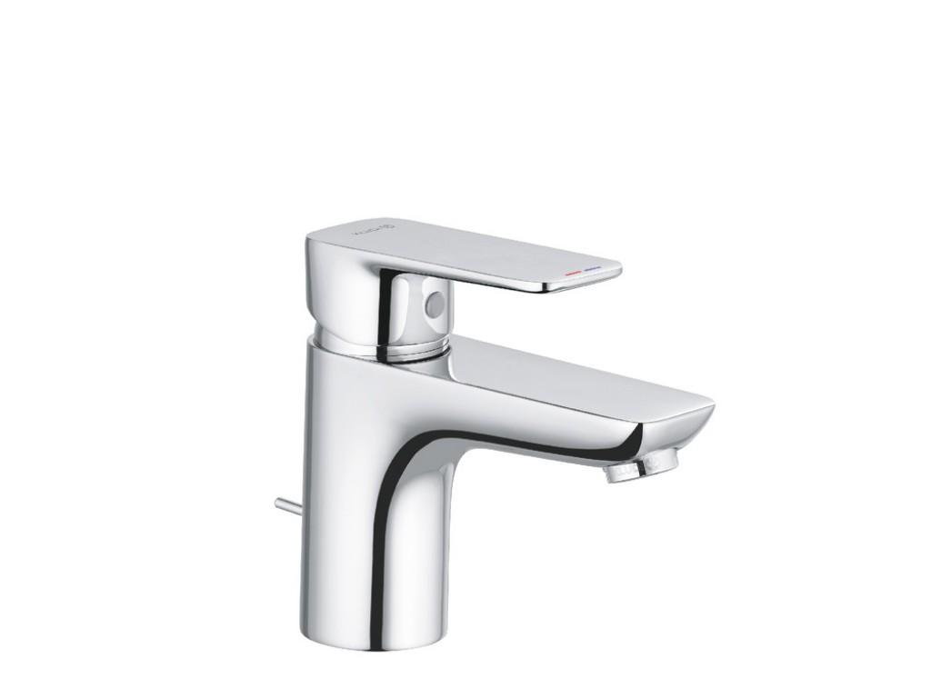 Однорычажный смеситель для раковины (умывальника) KLUDI Pure&Style 40382 0575